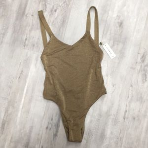 Vitamin A one piece swimsuit